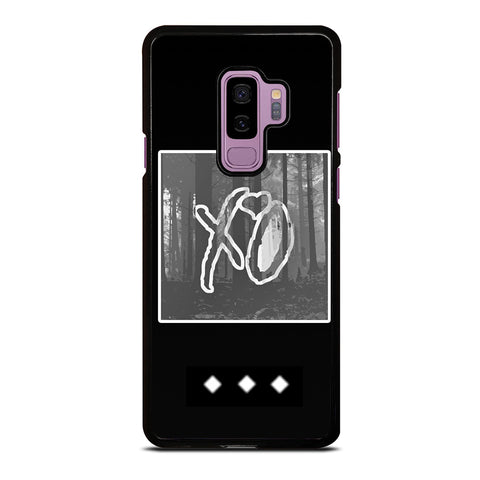 XO LOGO THE WEEKND Samsung Galaxy S9 Plus Case Cover