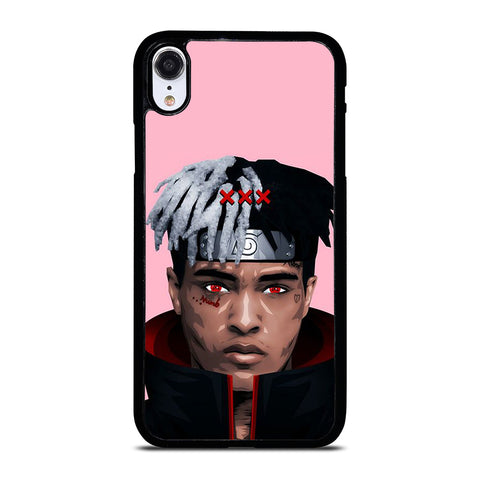 XXXTENTACION AKATSUKI NARUTO 2 iPhone XR Case Cover