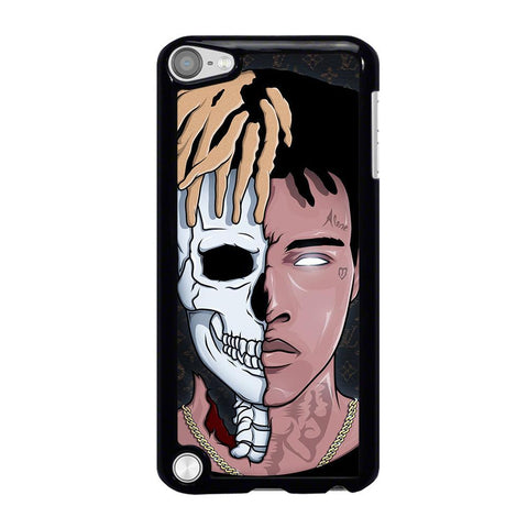 XXXTENTACION SKUL FACE-ipod-touch-5-case-cover