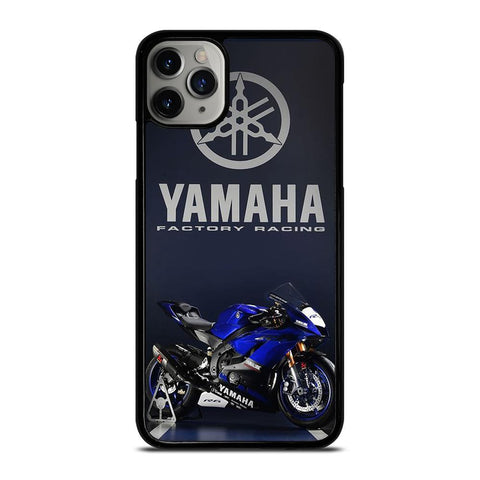 YAMAHA LOGO MOTOR RACING-iphone-11-pro-max-case-cover