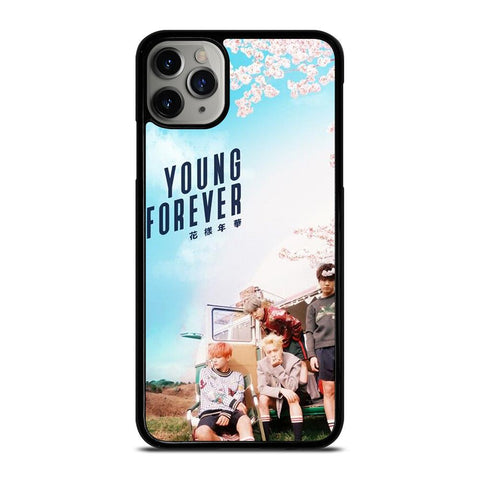 YOUNG FOREVER BANGTAN BOYS-iphone-11-pro-max-case-cover