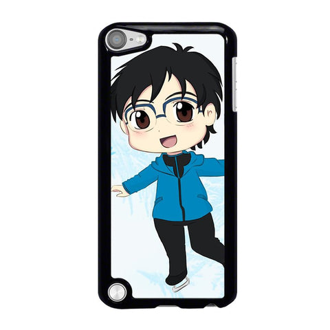 YURY ON ICE KATSUKI CUT-ipod-touch-5-case-cover