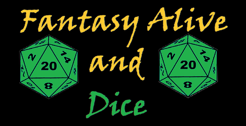 Fantasy Alive and Dice
