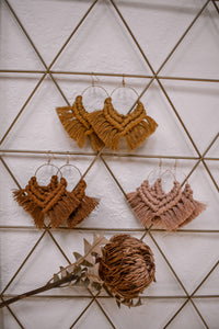Kopper and Fringe : Antique Peach