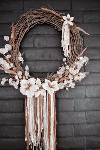Eternal Fall : Extra Large Fleur Wreath