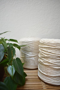 Super Soft Natural Cotton: Jumbo Spool