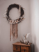 Load image into Gallery viewer, Eternal Fall : Extra Large Fleur Wreath