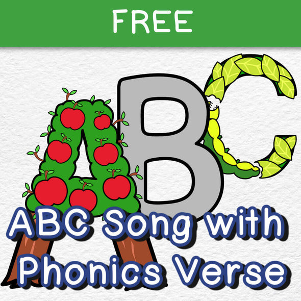 Alphabet and Phonics Song (Free)
