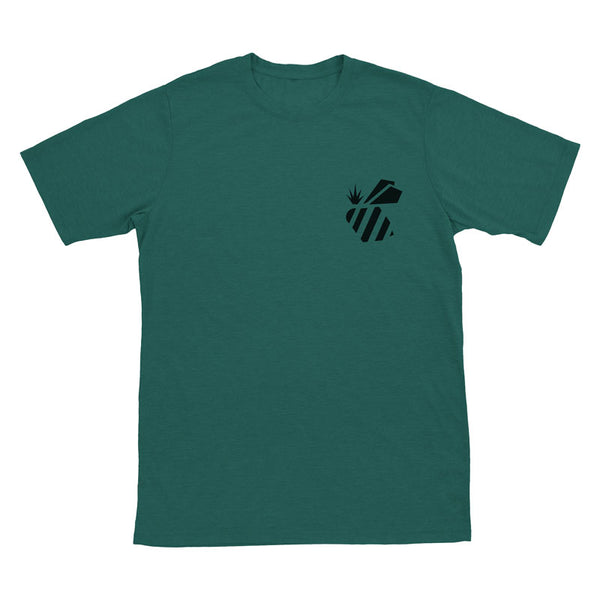 Teal Echo Electuary T-Shirt