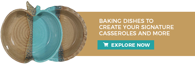 BAKING DISHES TO CREATE YOUR SIGNATURE CASSEROLES AND MORE