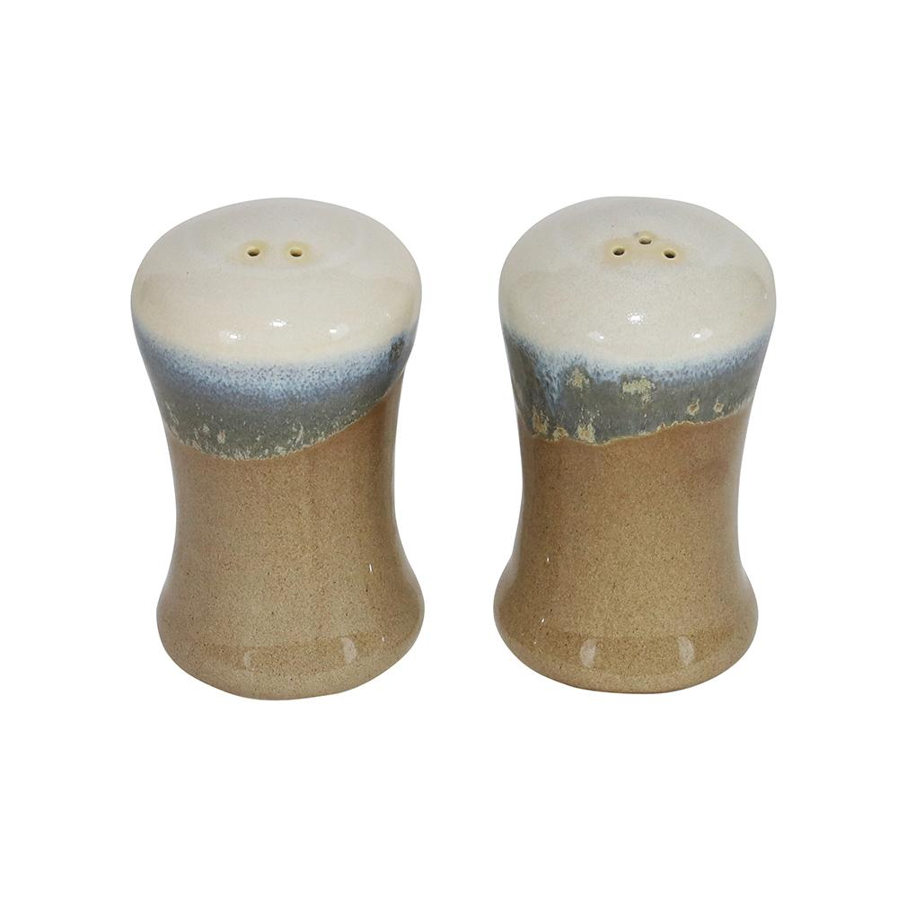 Handmade Ceramic Salt & Pepper Shaker-11