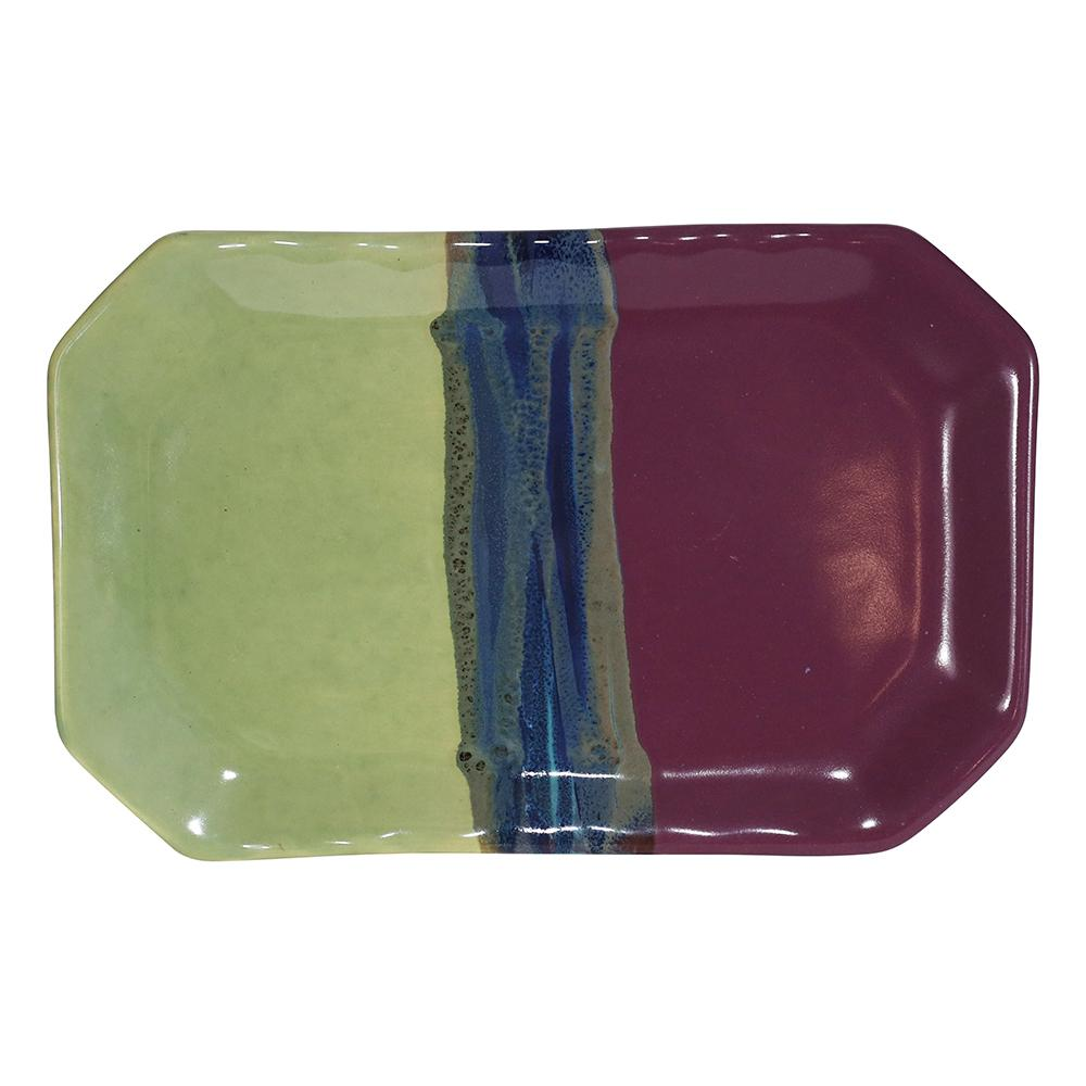 Handmade Ceramic Rectangular Tray