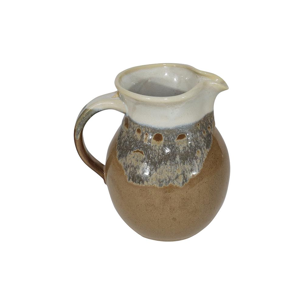 Handmade Ceramic Large Pitcher-5