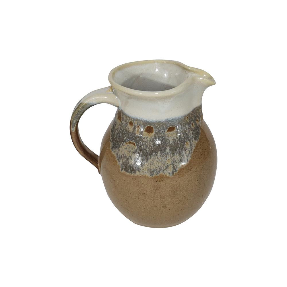 Handmade Ceramic Large Pitcher-4