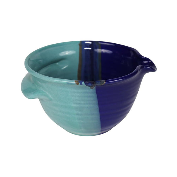 Handmade Ceramic Batter Bowl Large