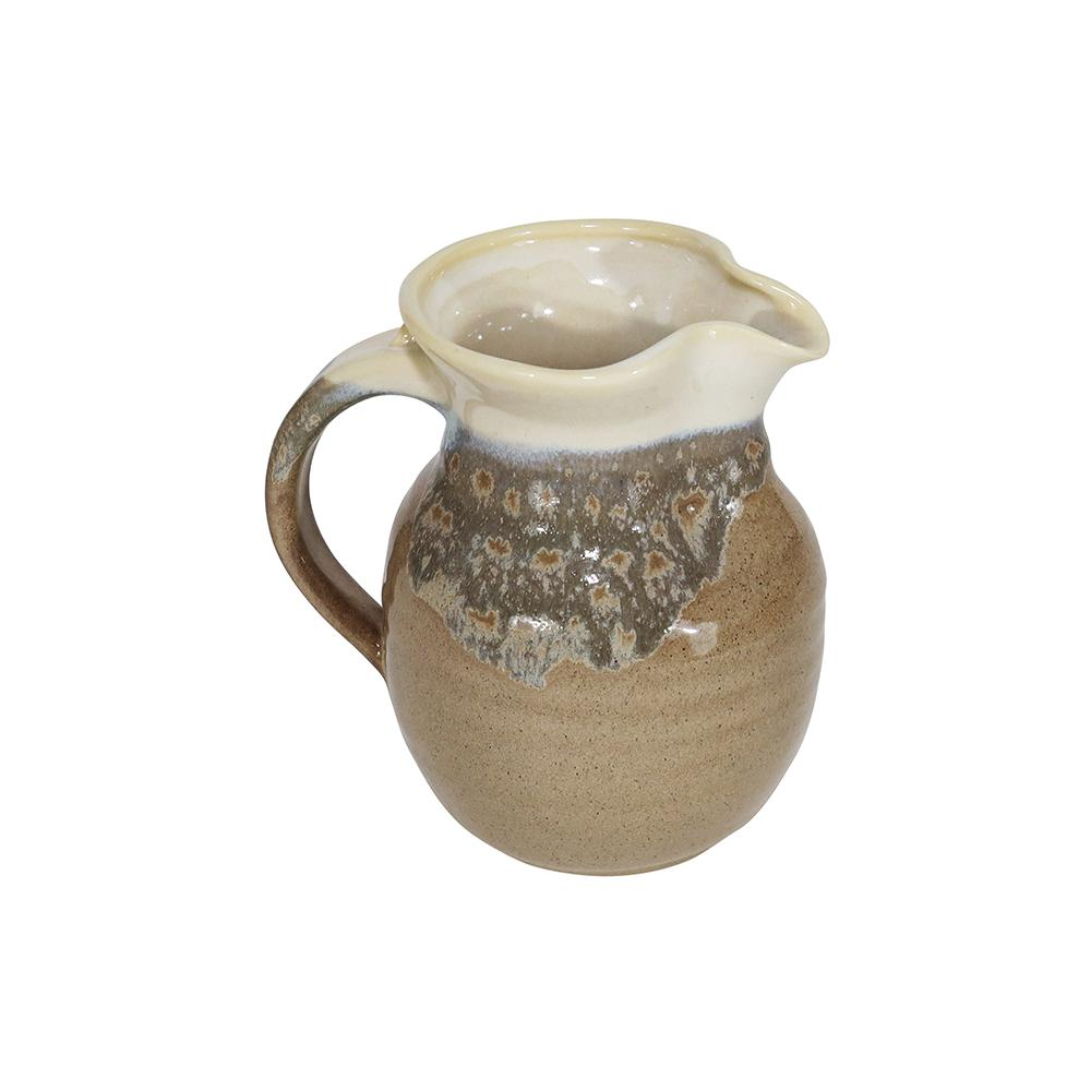 Handmade Ceramic Small Pitcher-8