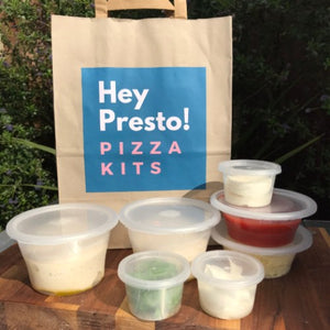 Hey Presto! Artisan Pizza Kit (Makes 2 Pizzas)