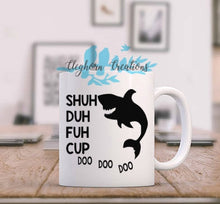 Load image into Gallery viewer, Shuh Duh Fuh Cup Baby Shark SVG
