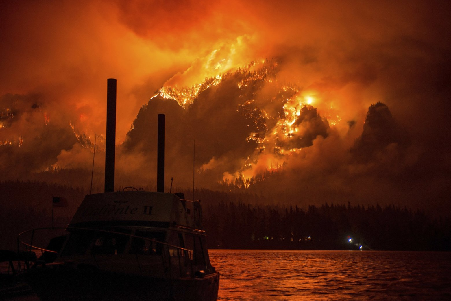 America won't stop burning anytime soon