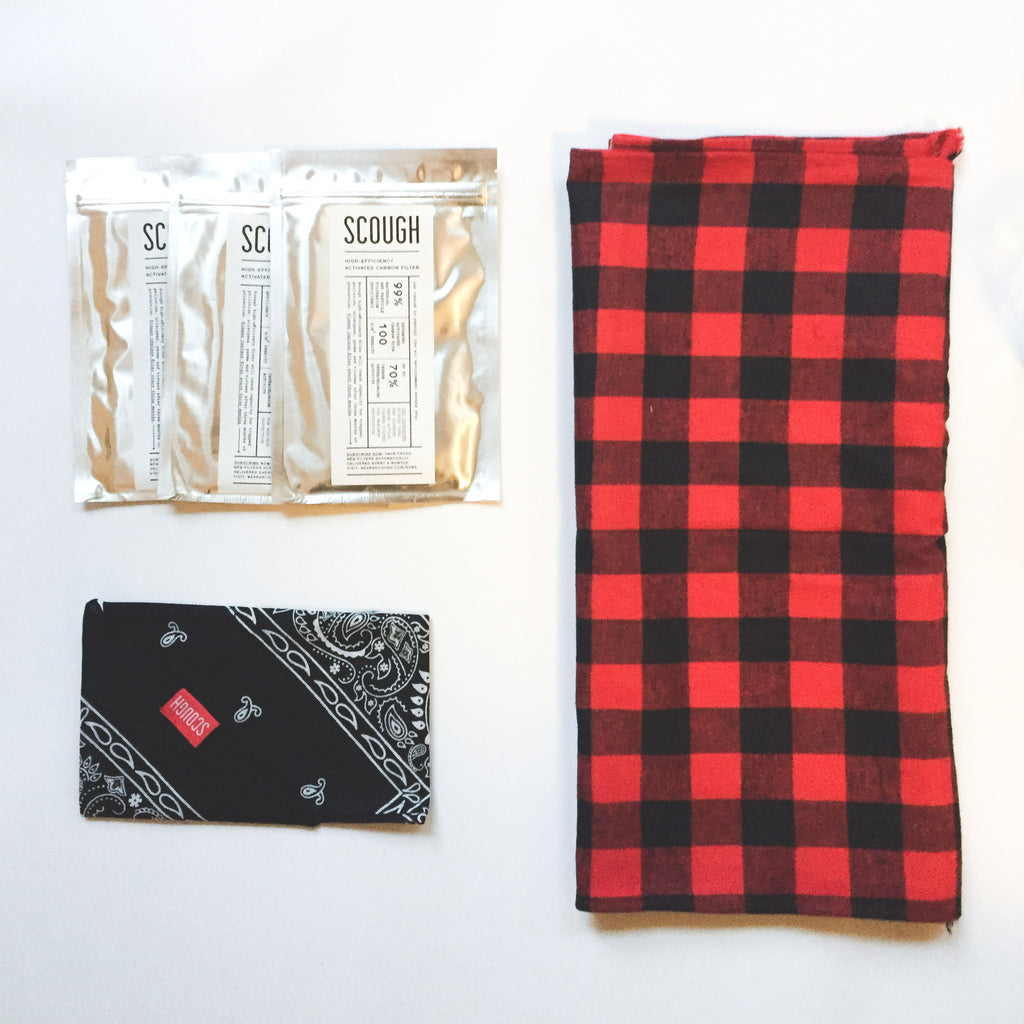 Scough SuperPack:  Red Bear Package