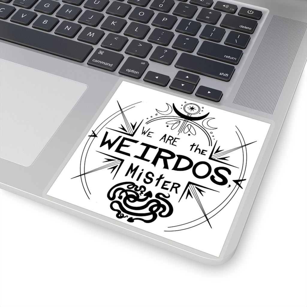 Weirdos - Kiss-Cut Stickers - Plants and Pots Shop