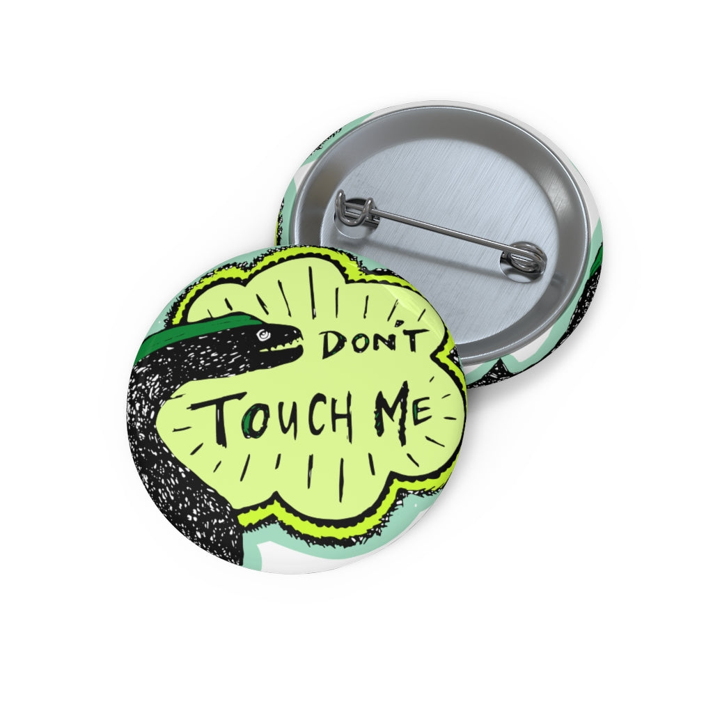 Touchy Eel Pin Buttons - Plants and Pots Shop