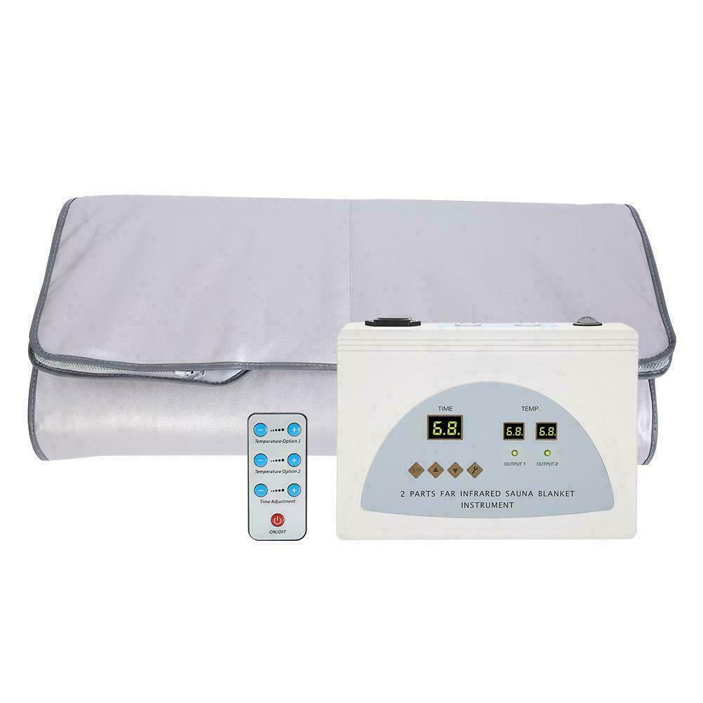 Ionic Detox Pro™ - FAR Infrared Sauna Blanket