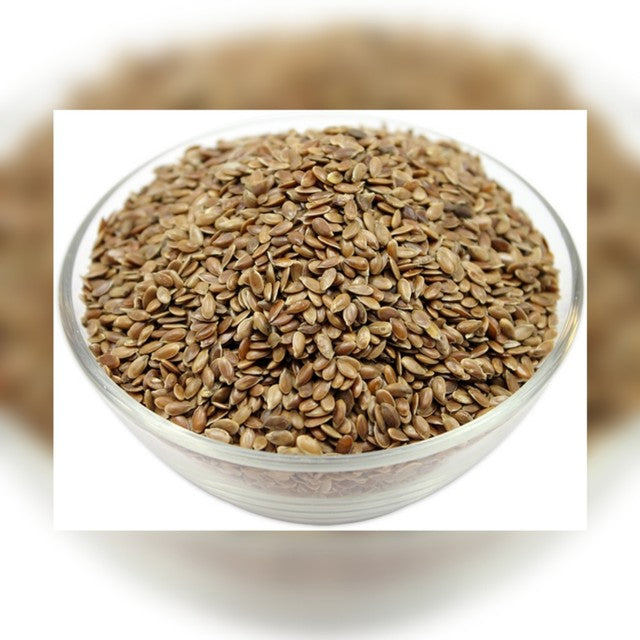 Organic Flaxseeds Brown (Linseeds) - 100g