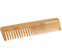 Load image into Gallery viewer, Bamboo Wooden Comb