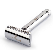 Load image into Gallery viewer, Plastic Free Safety Razor