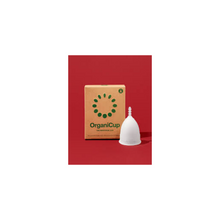 Load image into Gallery viewer, OrganiCup - the menstrual cup that replaces pads and tampons.