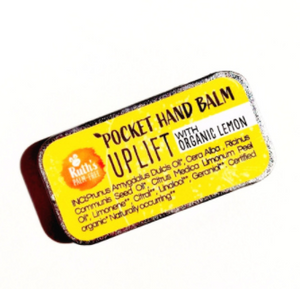 Beeswax Pocket Hand Balm in 5 delicious flavours