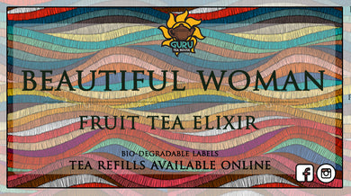 Beautiful Woman Fruit Elixir, 20g