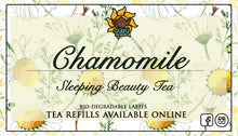 Load image into Gallery viewer, Sleeping Beauty Chamomile, 20g