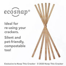 Load image into Gallery viewer, 6 x Fill Your Own: Reusable Eco-Crackers.