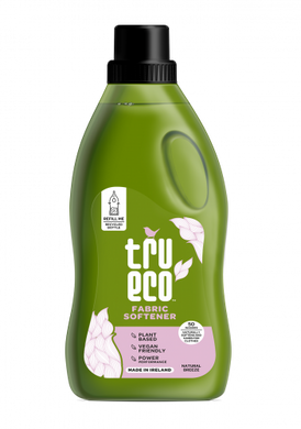 Tru Eco Fabric Softener, Natural Breeze - 100ml