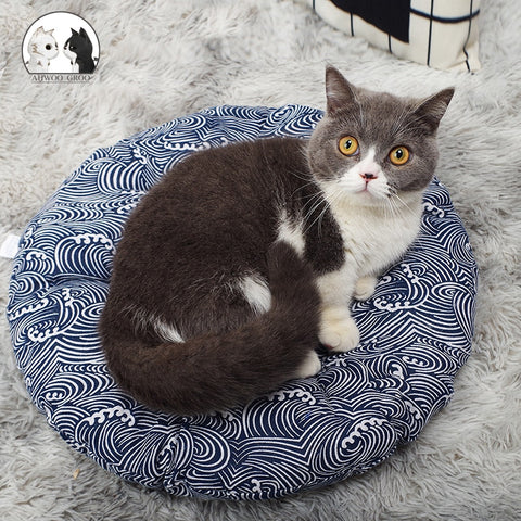 Thickened Pet Cat Soft Pad Washable Rug Keep Warm Small Medium Dogs Cats Cushion Mattress