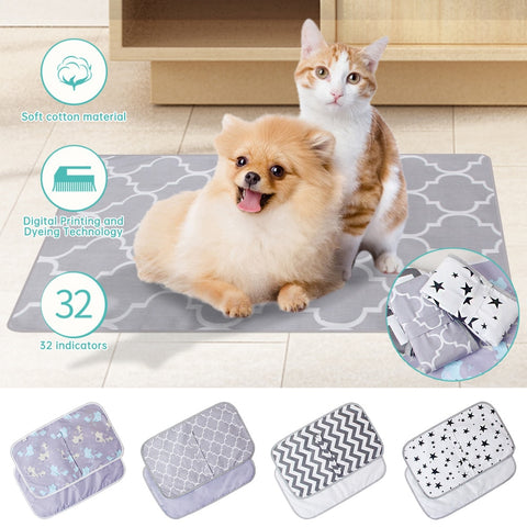 Summer Cooling Pet Cat Mat Pet Kennel Top Quality Cool Cold Silk Bed For cats