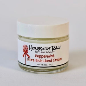 Peppermint Ultra Rich Hand Cream