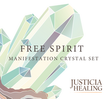 Load image into Gallery viewer, manifestation crystal set