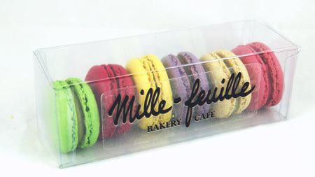 Box 6 French Macarons
