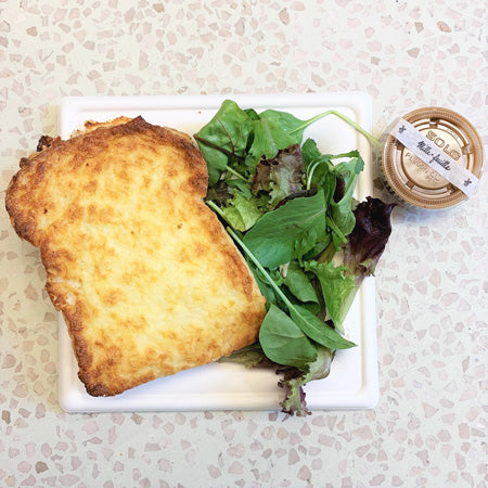 Croque Monsieur Platter