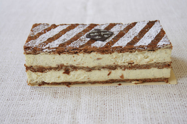 Mille-Feuille Vanilla Bean For Celebrations