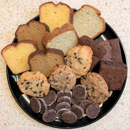 Cakes and Cookies Platter