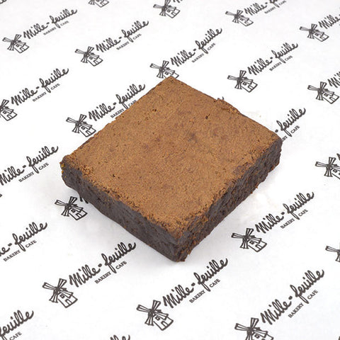 Valrhona Brownie