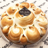 Lemon Meringue Tart For Celebrations
