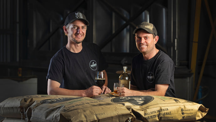 Meet our malt makers (and why they're in Whitton)