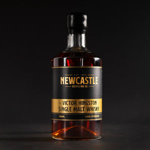 Newcastle Victor Hingston Barrel 3 Single Malt Whisky - Bottle (750ml)