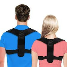 Load image into Gallery viewer, Viral Posture Corrector : Back Brace Shoulder