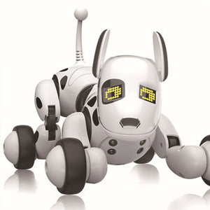 Best selling New Programmable 2.4G Wireless Remote Control Smart Robot Dog Kids Toy